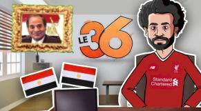 cover Video - Le360.ma •La brigade du Caire convoque Mohamed Salah