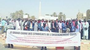 Sénégal: les enseignants crachent sur une hausse 25000F des indemnités de logement