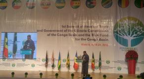 Mohammed VI à Brazzaville