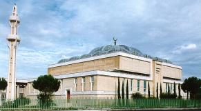 Mosquée de Rome