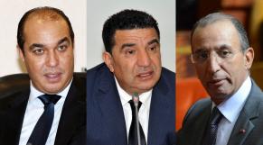 Mohamed Hassad Mohamed Ouzzine Mohamed Moubdii