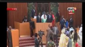 Vidéo. Sénégal: bagarre au Parlement entre députés