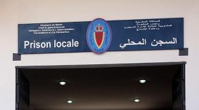 prison locale Ain Borja