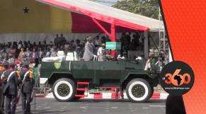 """""""CORRECTION"""" Sénégal. Fête de l'indépendance: la tradition du défilé maintenue"""