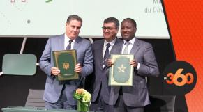 cover:les assises de l'agriculture..signature d'un accord entre le Maroc et la Côte d'Ivoire