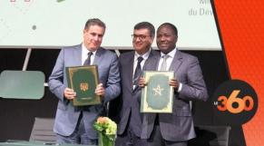 SIAM accord Maroc-Côte d'Ivoire