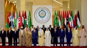 Sommet Ligue arabe