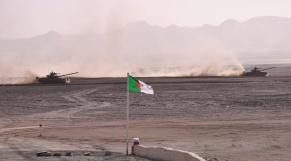 armée algerinne