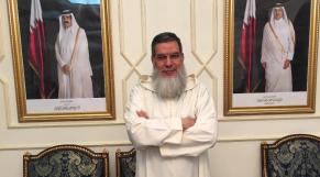 Cheikh Mohamed Fizazi à Doha