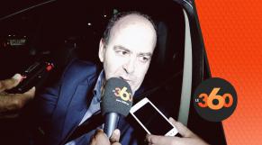 """Cover Vidéo -  """"بنشماش ينتقد المراهنين على نهاية """"البام"""