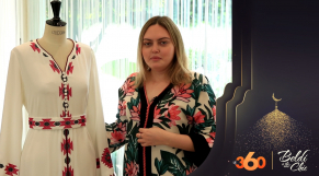 cover Video -Le360.ma •Beldi Chic:Imprimés ethniques et kimonos fleuris: les must have d'un dress code beldi et tendance !