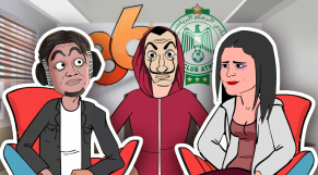 cover Video -Le360.ma •نايضة بين البولماني وسلمى رشيد ولابريكاد تتدخل