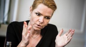 ministre danoise