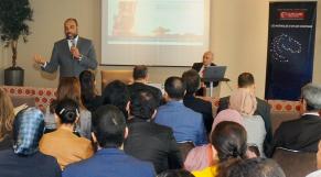 Kamal MOUMNY, Directeur Général d'Upline Courtage.