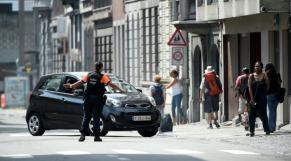 Police à Liège