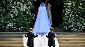 robe de Meghan Markle