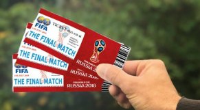 Tickets Mondial russe