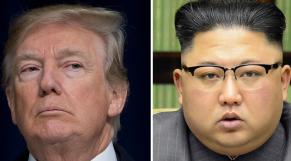 Trump-Kim Jong-Un