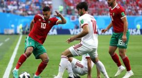 Maroc-Iran