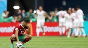 Maroc-russie 2018