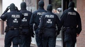 Allemagne policiers
