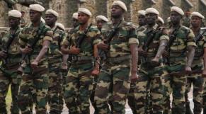 Armée sénégalaise