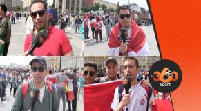 Arabes en Russie