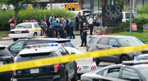 Capital Gazette à Annapolis