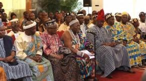 les chefs traditionnels