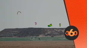 cover Video -Le360.ma •Dakhla 2eme ville mondiale du skate surf