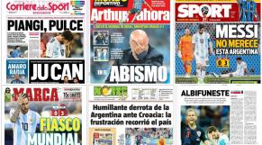 revue de presse Argentine