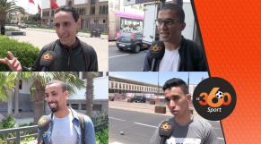 Réaction des Marocains après le vote de la FIFA