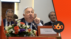 cover Video -Le360.ma • La France va aider le Maroc à promouvoir la régionalisation(Président du Sénat de France)