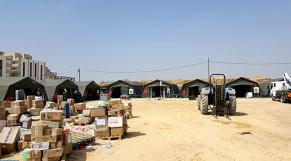 hôpital Gaza