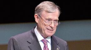 Horst Köhler, l'envoyé spécial du secrétaire général de l'ONU pour le Sahara