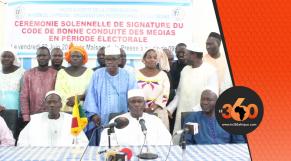 Mali bonne conduite des médias