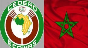 Maroc-CEDEAO logo