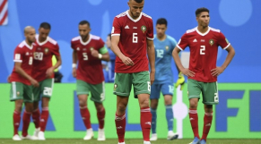 Maroc foot déception