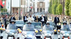 Mohammed VI Buhari Maroc Nigeria