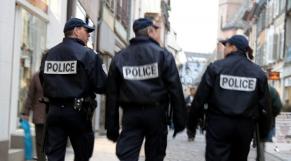 Police des frontières France