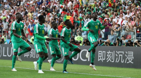 foot Sénégal but