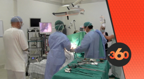cover Video -Le360.ma •  طنجة.اطباء وممرضون يطلقون مبادرة اسبوع الجراحة بمستشفى محمد السادس