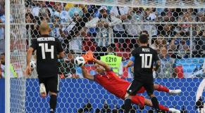 Russie 2018, Lionel Messi