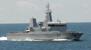 Patrouilleur marine royale