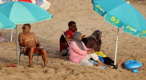 plage de Bouznika-2