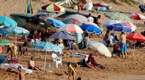 plage de Bouznika-3