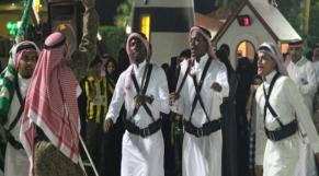 Arabie saoudite- chant