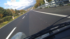Voiture autoroute