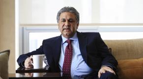 Le fondateur d'Abraaj, Arif Naqvi