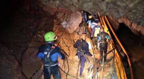 Epilogue sauvetage Thaïlande